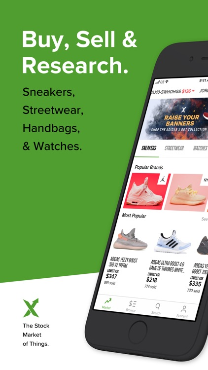StockX - Buy & Sell Authentic