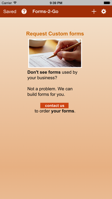 Forms-2-Goのおすすめ画像4