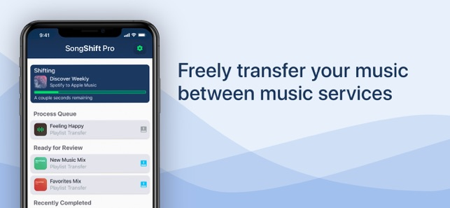 SongShift on the App Store
