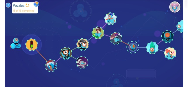 Blockly for Dash & Dot robots on the App Store