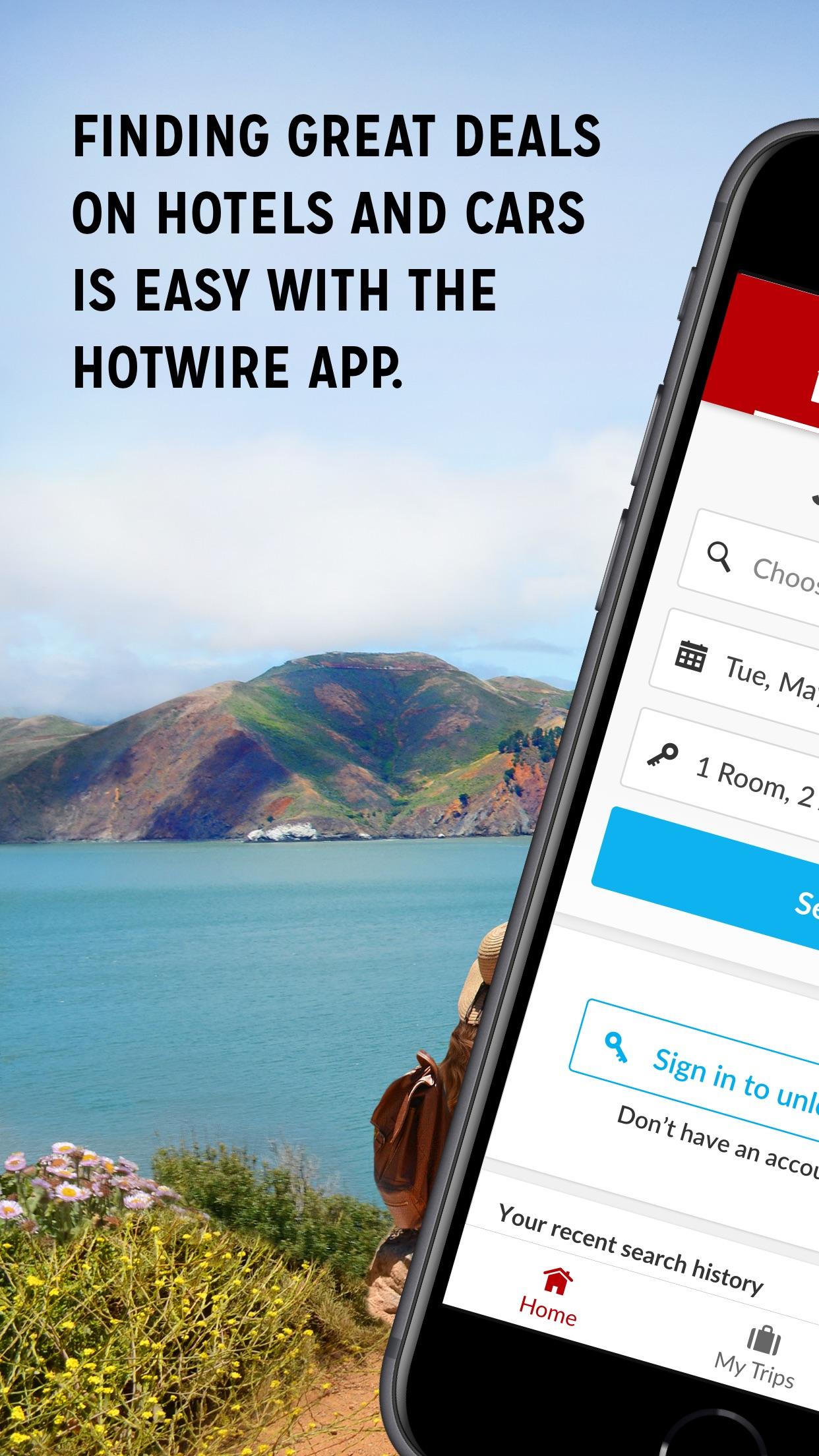 Hotwire Screenshot