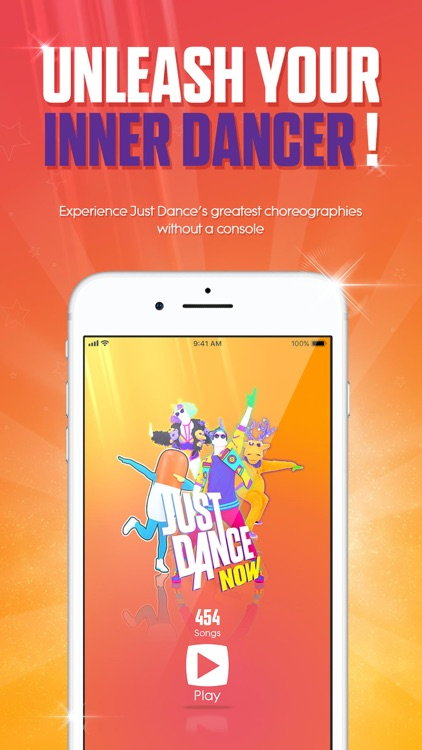 Just Dance Now by Ubisoft