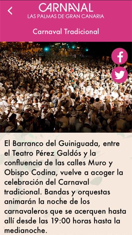 Carnaval de Las Palmas de GC screenshot-4
