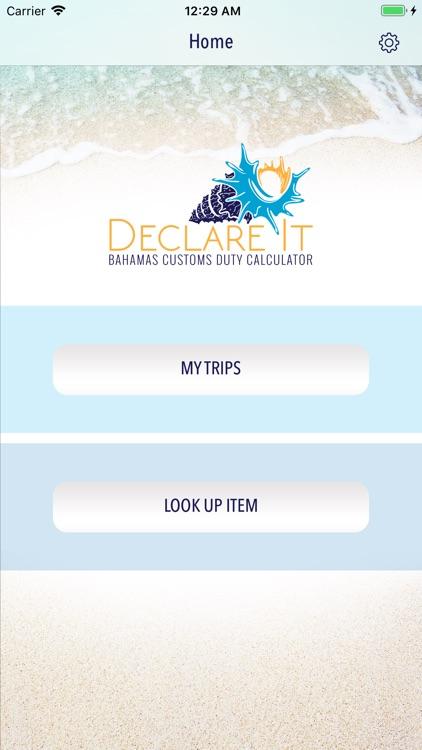 DeclareIt Bahamas