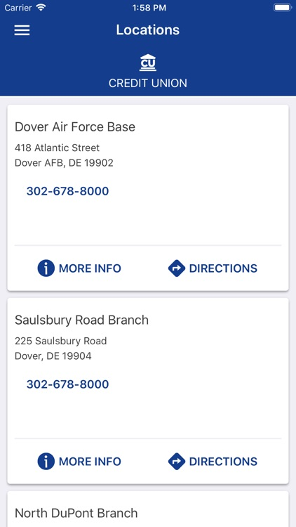 Dover Federal Credit Union screenshot-4