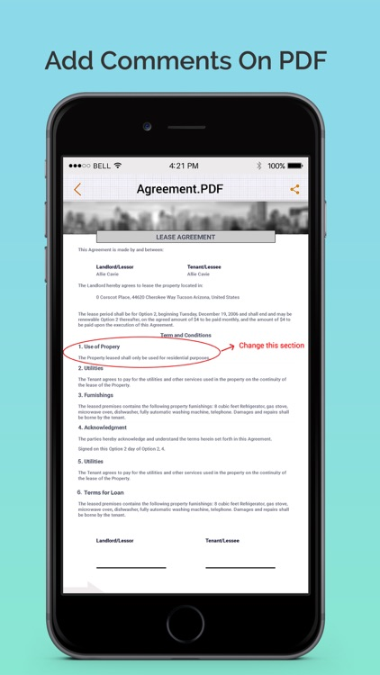 Scan, eSign & Fill Documents screenshot-5
