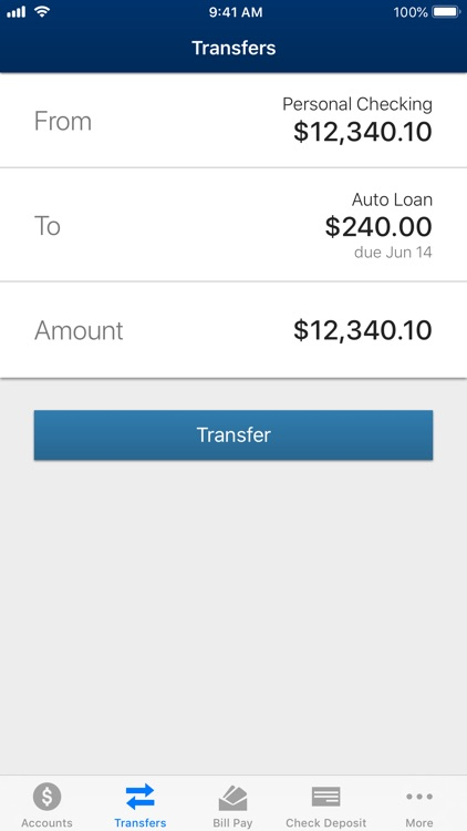 City FCU Mobile screenshot-3