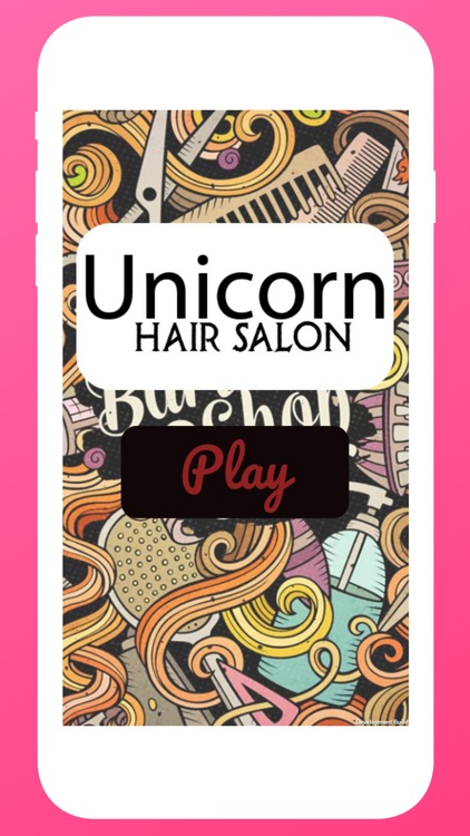 Unicorn Girls : Hair Salon