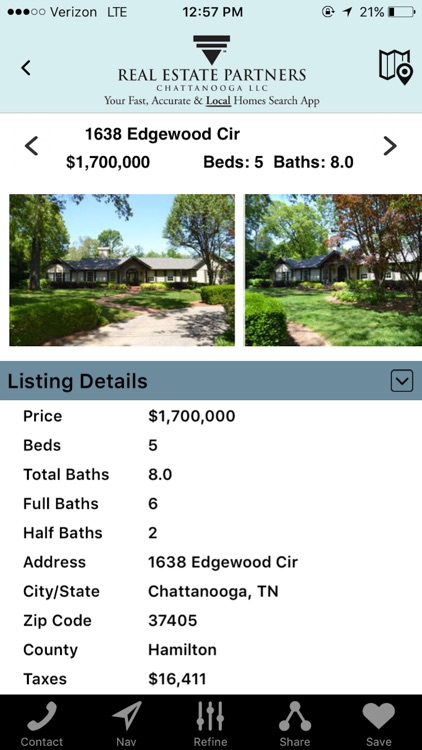 Chattanooga Homes for Sale screenshot-3
