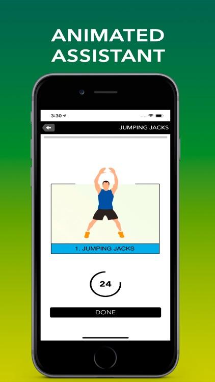 Workout 7 minute screenshot-5