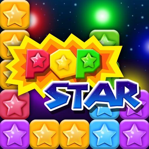 PopStar-Star Blast Puzzle Game