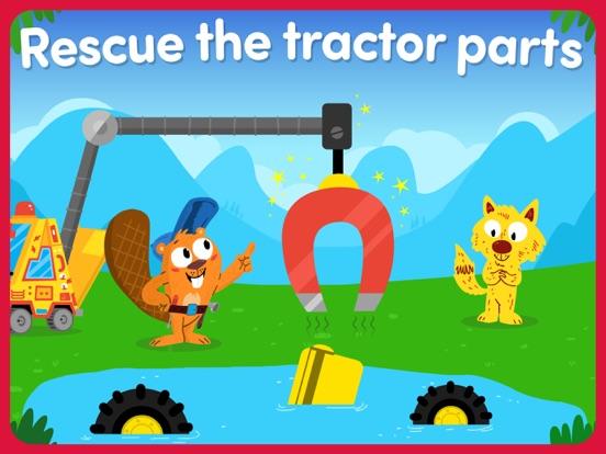 Animal Rescue: Kids games FULLのおすすめ画像4