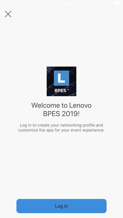 点击获取Lenovo Events