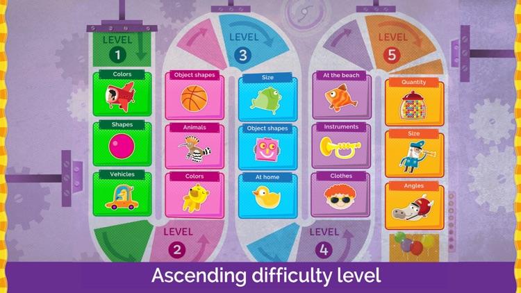 Pre-k preschool learning games screenshot-6