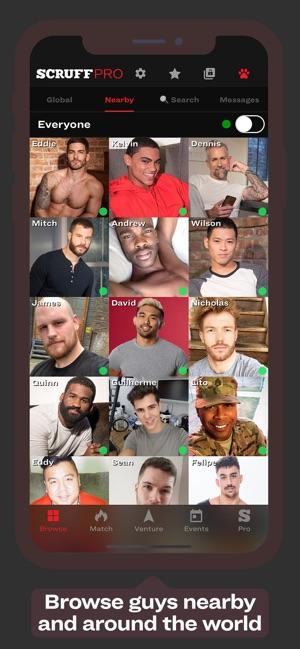Amerikanische Gay-Dating-Website