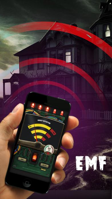 霊 探 知 機 - Ghost Detector Radarのおすすめ画像2