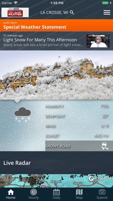 cancel News 8000 First Alert Weather app subscription image 1