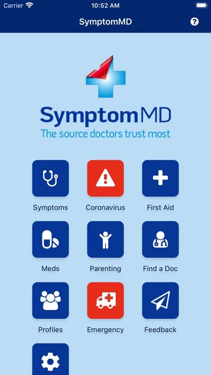 SymptomMD