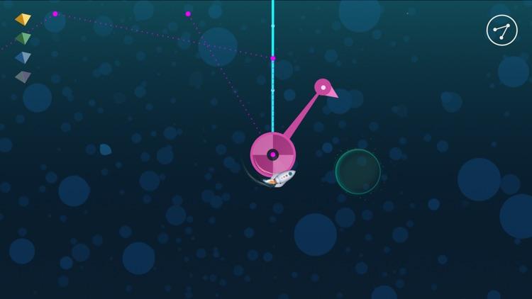 Little White Rocket: Let's fly screenshot-0
