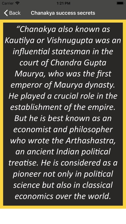 Chanakya wisdom for success screenshot-3