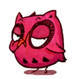 Interesting Owl