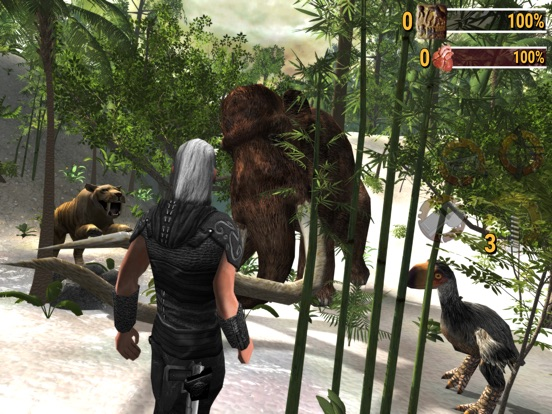 Screenshot #3 for Dinosaur Assassin: E-Pro