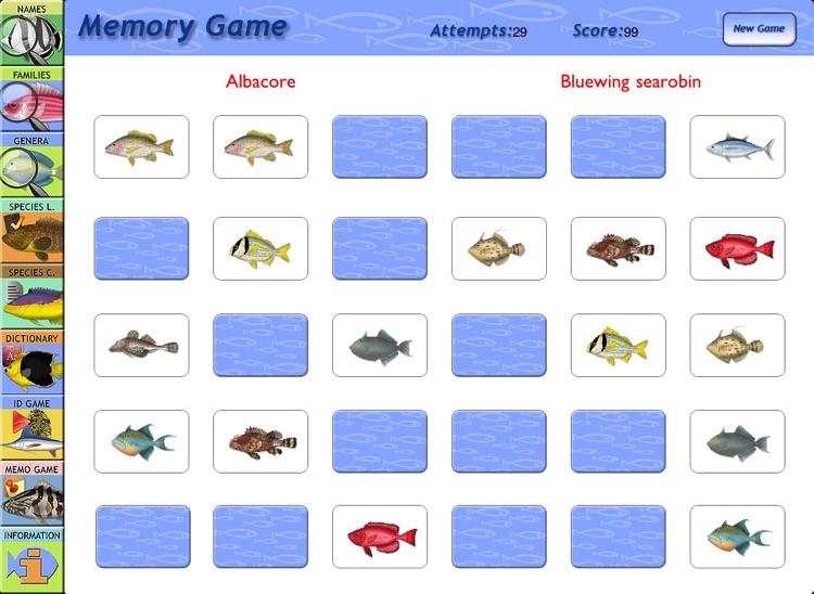 Marine Fishes Id Guide screenshot-3