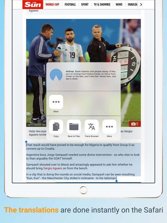 Translate Browser Pro 2019 Screenshots
