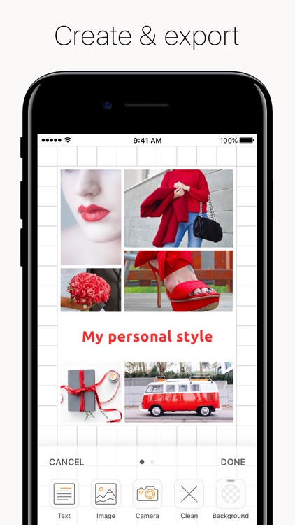 Plotboard - Moodboard & Album screenshot-3