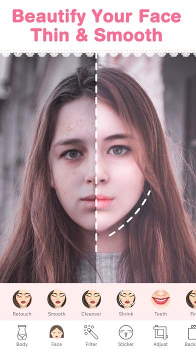 Perfect Me -Body & Face Editor Screenshot
