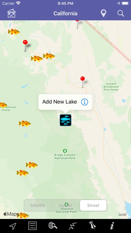 USA Fishing Lakes - The Top screenshot-4