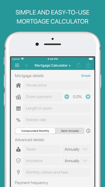 Mortgage Calculator +