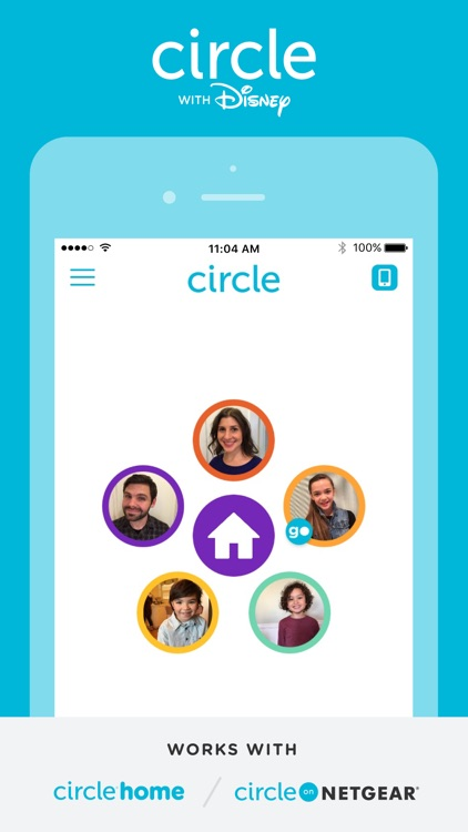 Circle 1st generation screenshot-0
