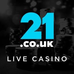 21.co.uk Live Casino