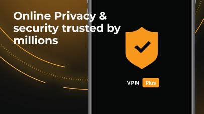 VPN Plus - VPN Service Screenshot