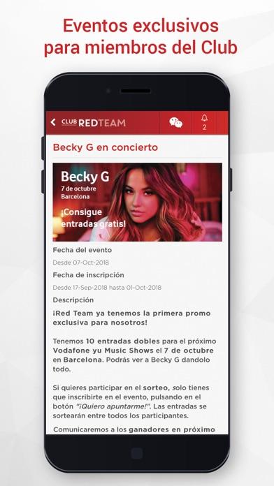 Club Red TeamCaptura de pantalla de4