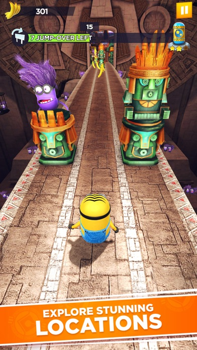 Minion Rush for Windows