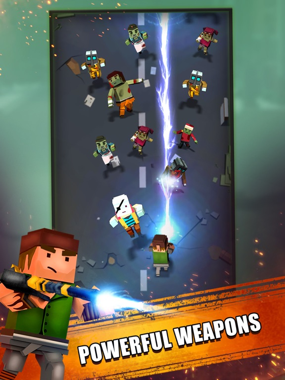Zombie Pop : Gun Shooter screenshot 7