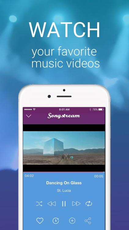 Songstream Music for YouTube screenshot-3