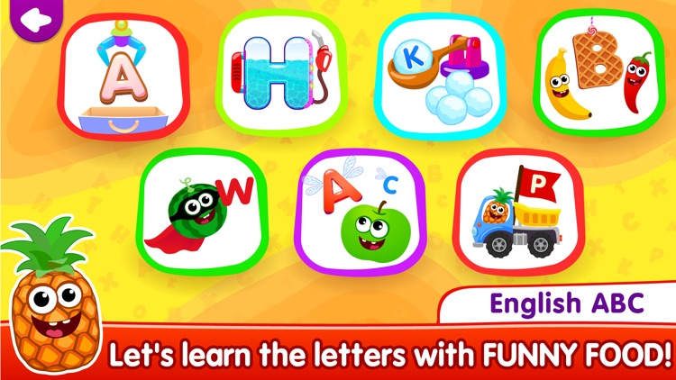 Alphabet! Phonics Games Kids! screenshot-0