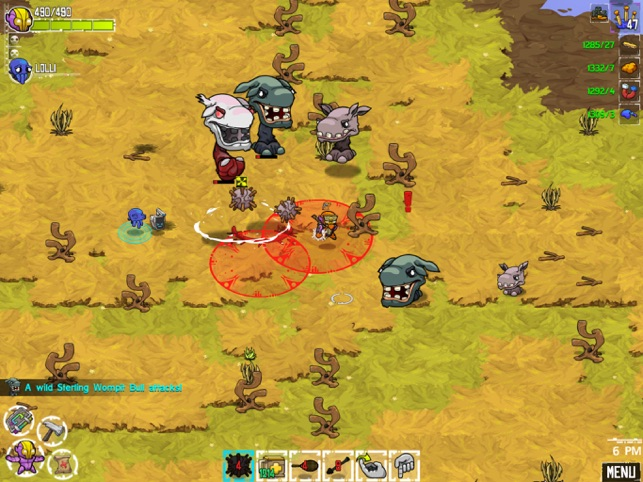‎Crashlands Screenshot