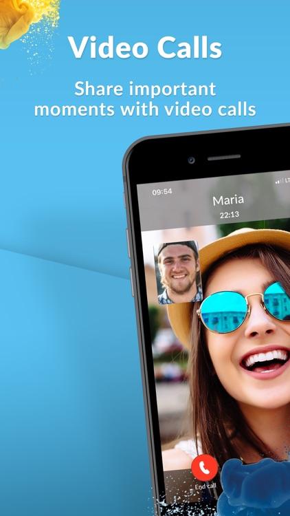 eyetime messenger & calls screenshot-3