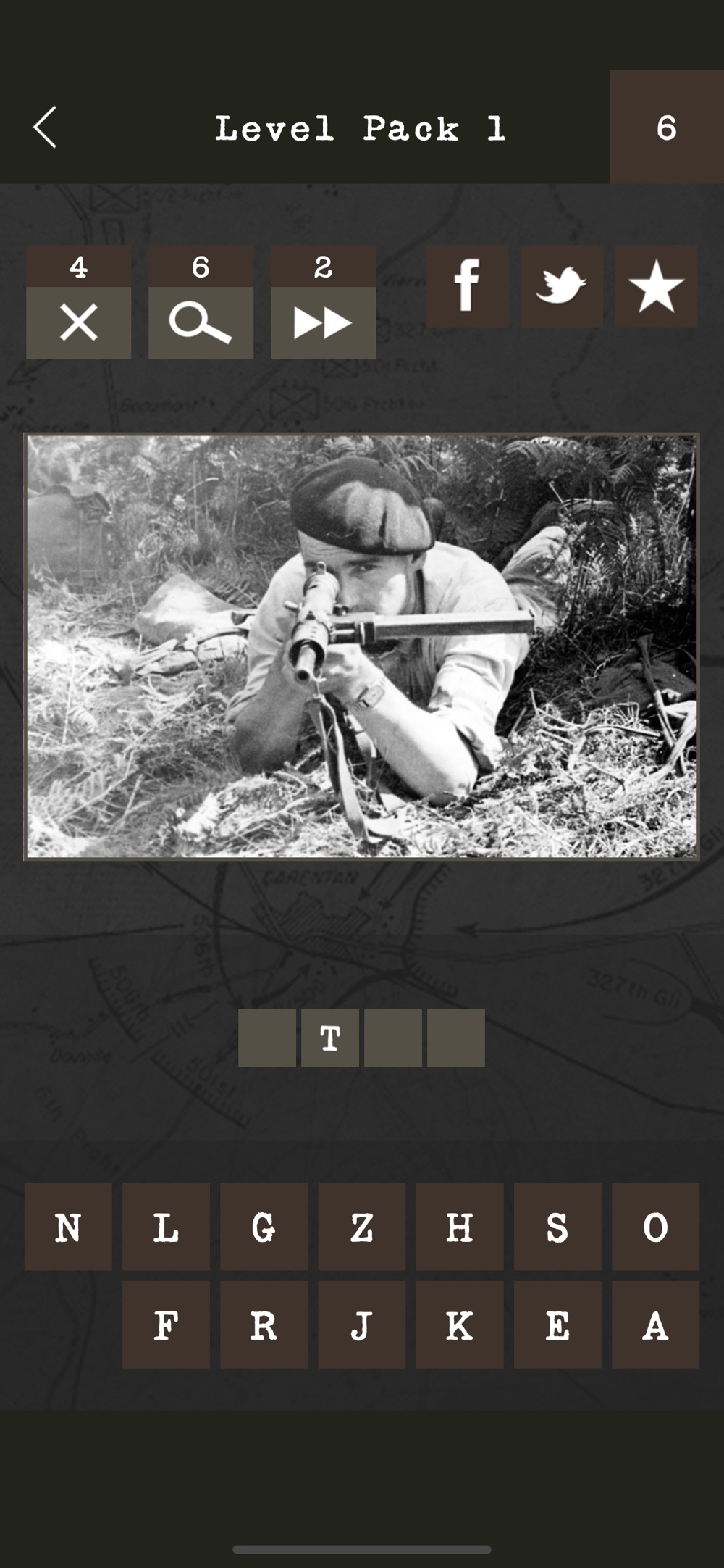 Guess the World War II Weapon hack tool