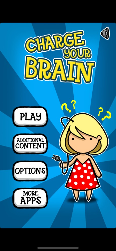 Charge Your Brain