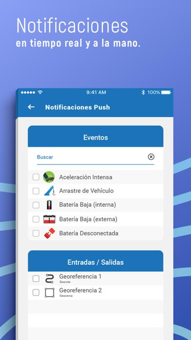 Zeek GPSCaptura de pantalla de4
