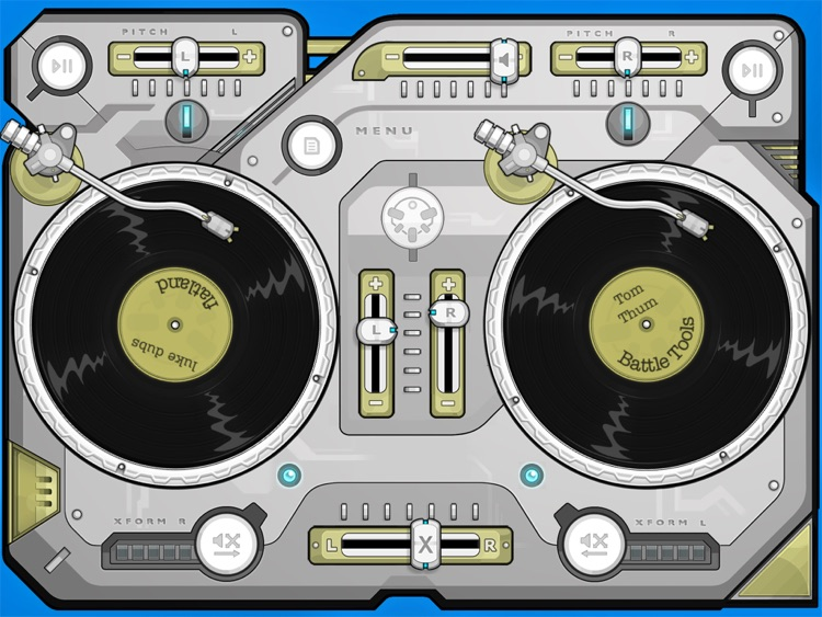 Baby Decks DJ