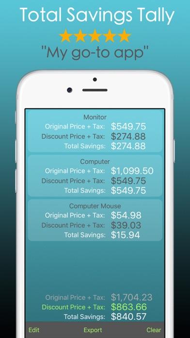 Discount Calculator PRO % SALE | App Price Drops