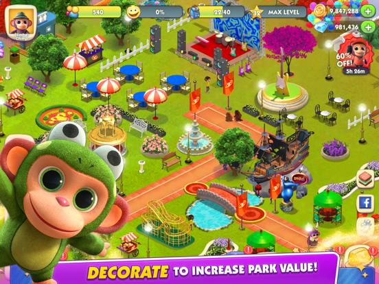 Wonder Park Magic Rides Gameのおすすめ画像5