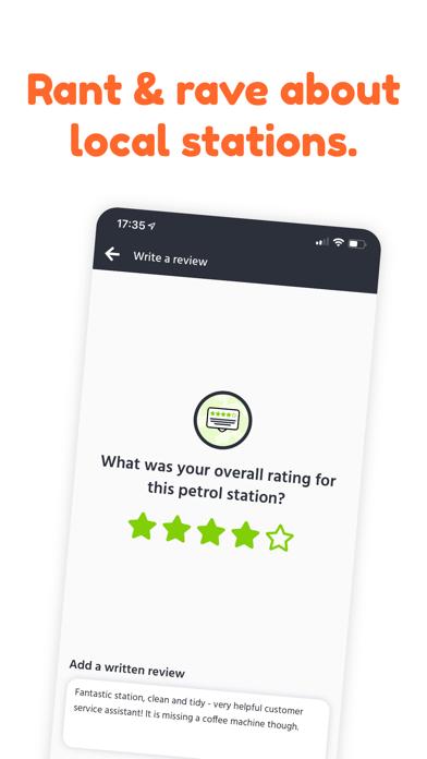 PetrolPrices.com screenshot three