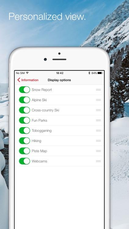 Swiss Snow screenshot-4